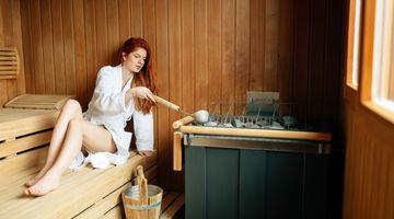 Děsí vás blížící se zima? Pořiďte si saunu!